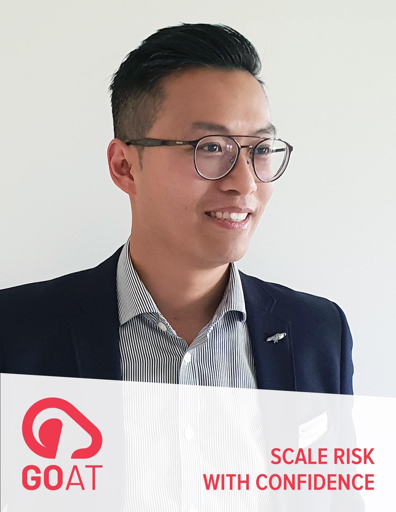 CEO GOAT Danny Wong